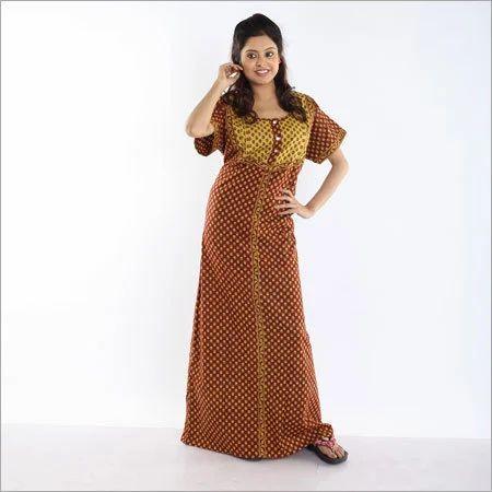 d12c405913fd Ladies Nightwear Gown