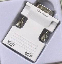 HDMI To VGA Converter With VGA Male