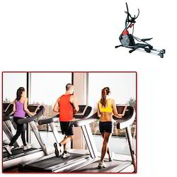 Elliptical Cross Trainer for Gym