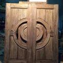 Teakwood Door