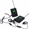 Two Way Duplex Radio Guide System