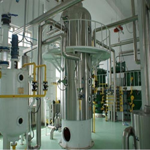 Vegetable Oil Refineries - Vegetable Oil Refinery Plant