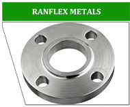Inconel X750 Lapped Joint Flanges