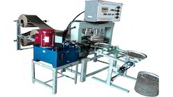 Fully Automatic Thali Making Machine Of Single Die