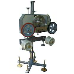 Shree Amba Pipe Printing Machine, For Industrial, Automation Grade: Semi-Automatic