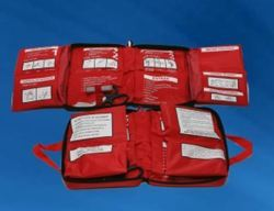 Emergency First Aid Kit-8 Pockets