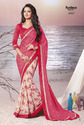 Cotton Printed Fancy Sarees