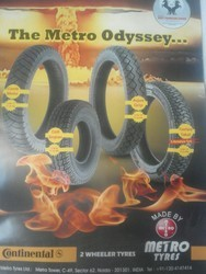 275/18 Metro Tyres