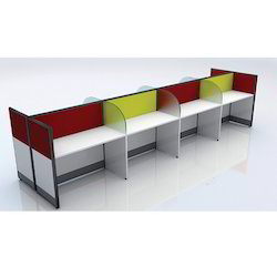 Modular Office Furniture. Design Type: Customized