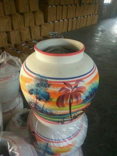 Fancy Clay Pot