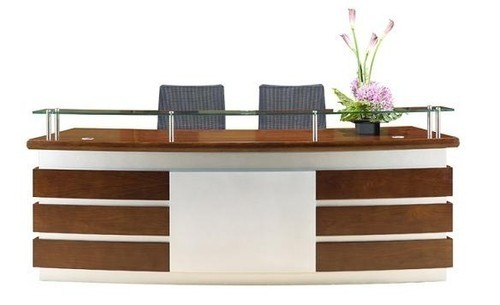 new style 76b8c 5275f Office Counter Table