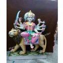 Durga Devi Marble Moorti