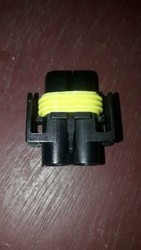 H11/H27 Bulb Holder Automotive Connector