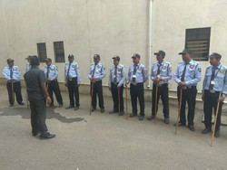 Industrial Security Guards Service