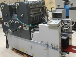 Automatic Abdick 2 Colour Offset Printing Machine, Capacity: 10000 Per Hours, Model/Type: 9995A