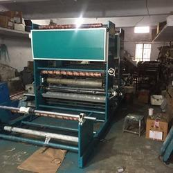 BOPP Tape Printing Machine