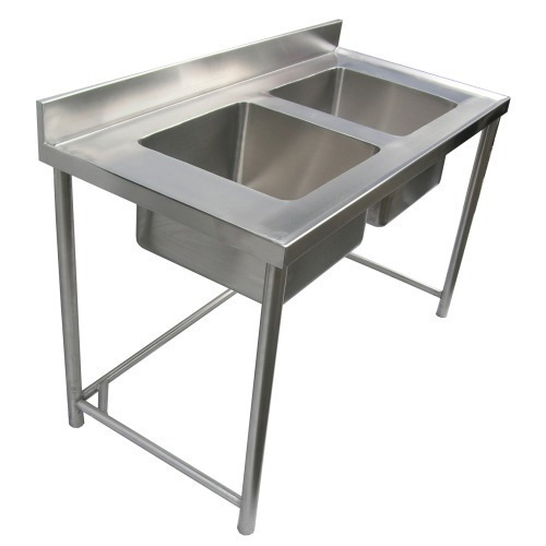 Kitchen Sink Two Sink Unit Manufacturer From Mumbai