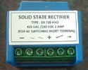EH 720 HHD Solid State Rectifier