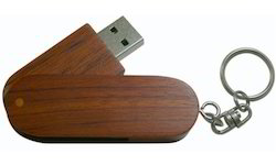 Wooden Shape Pen Drive