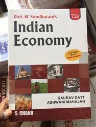 Indian Economy Book