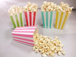Pop Corn Packaging Box