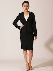 Women Corporate Wear - Women Corporate Suits Manufacturer from ...