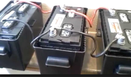 QUANTA,AMARON Inverter Batteries, 12, 30 Kg