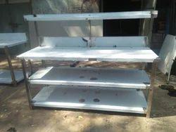 Steel Working Table