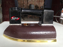 Bava Brand Automatic Industrial Iron 13lbs (Brass Base)