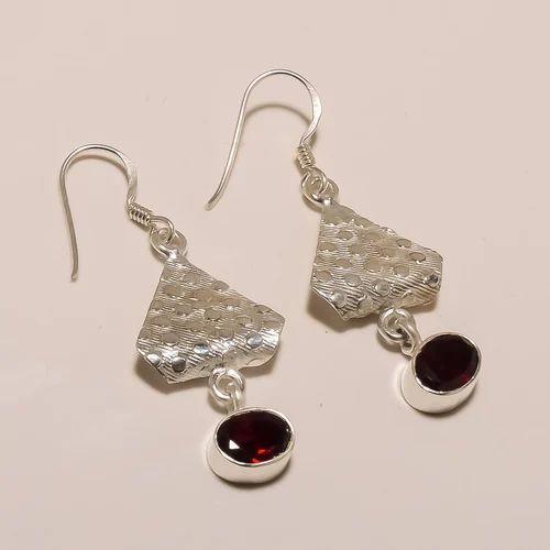 1fb8b2e72 Designer Earring - Sterling Silver Citrin Earring 4.5 Manufacturer ...
