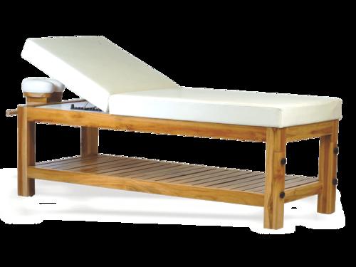 7227d96d7bd7 Bliss Hard Wood Massage Bed, For Swedish Massage, Rs 42500 /piece ...