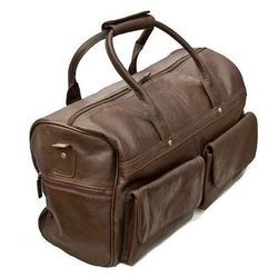 Leather Traveling Bags