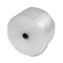 Supreme White Air Bubble Film Roll, Size: 1 X 100mtr