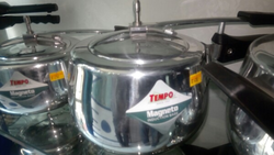 Tempo Aluminium Pressure Cooker, for Home