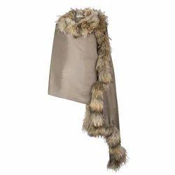 Raccoon Fur Scarves