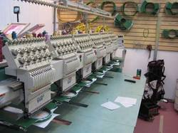 Embroidery Machine Repairing Services