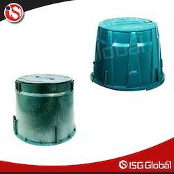 Heavy Duty Polypropylene Earth Pit Cover