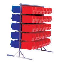 Double Sided Storage Bins