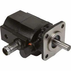Two Stage Hydraulic Pump