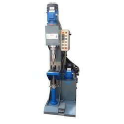 Pedustal Hydraulic Riveting Machine