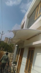 Tensile Outdoor Structures