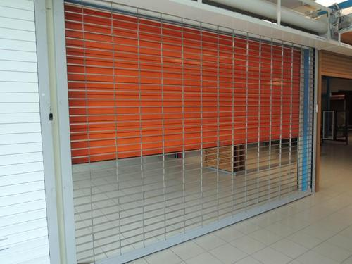 Single Phase Metal Automatic Stainless Steel Rolling Shutter