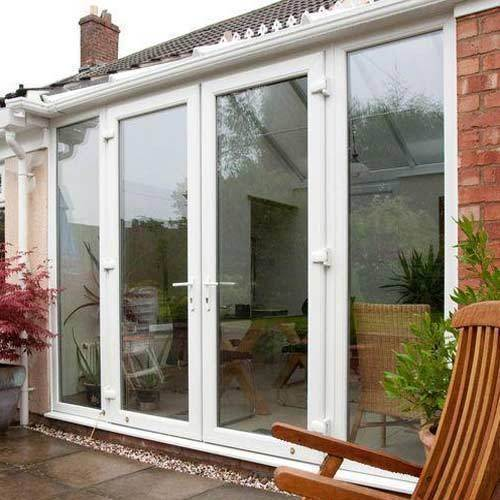 Upvc Glass Doors At Rs 225 Square Feet Upvc Glass Door Id