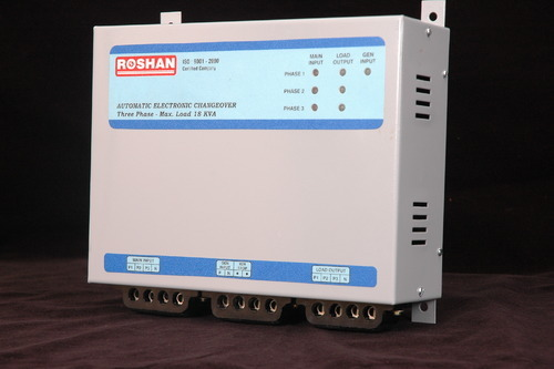 Three Phase Electrical Phase Changer, USED WHEN WHEN 1 OR 2 PHASE ...