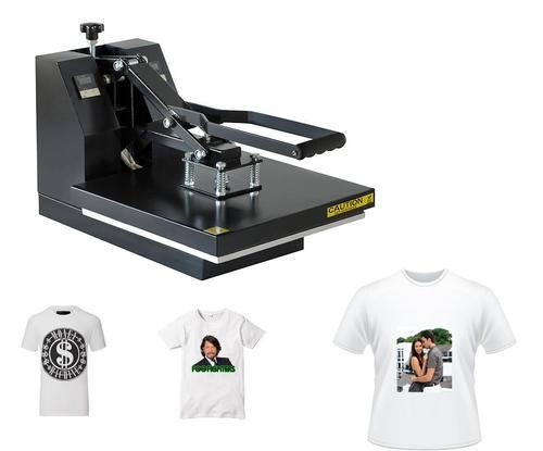 a2361cce T Shirt Printing Machine - 2D Heat Press Machine at Rs 9000 /pcs | T ...
