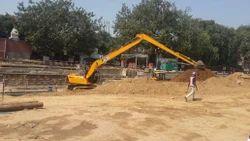Long Reach Excavators