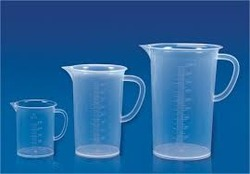 Lab Measuring Jug with Handles