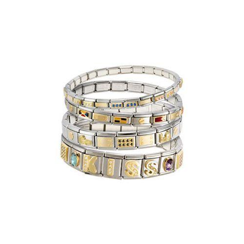 Metal Charm Bracelets