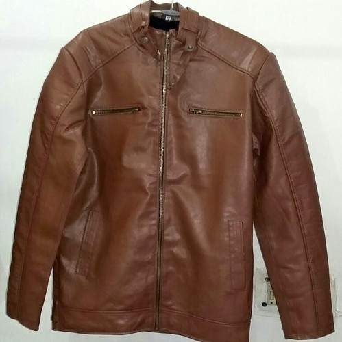 f99ab019259 Six Colour Available Pu Tr Leather Jackets