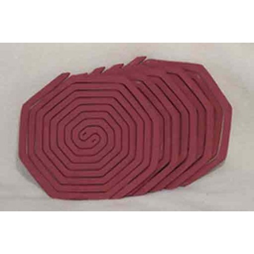 lanzones peels as mosquito coil A mosquito coil is a type of incense that repels mosquitos it ismade into the shape of a spiral the rambutan peels can be putinside because mosquitos don't like the smell of it.